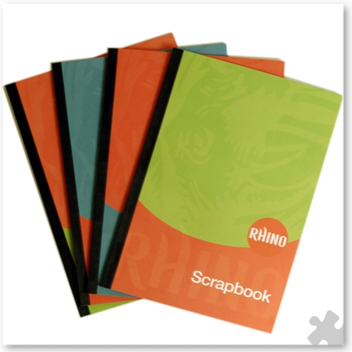 "06 Scrap Books 13"" x 9"" 80 pages"